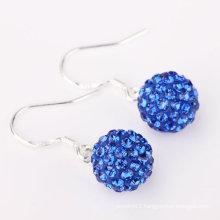 Basketball Wives Earrings Jewelry Shamballa Earrings BWE48
