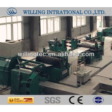 steel-willed Slitting line system
