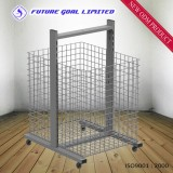 Powder Coating Display Shelf / Ball Display Rack