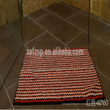 Puertas interiores desechables tapete absorbente