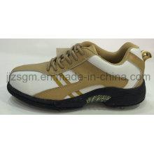 Chaussures de golf antidérapantes et à la mode avec goujons