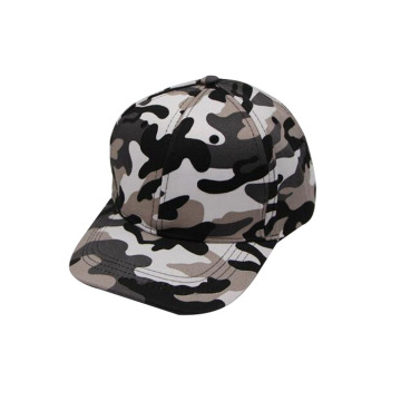 Female Camo Basbeall Cap Outdoor Sports Cap for Women/girl