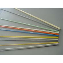 High Quality fiberglass pultruded profiles,FRP profiles,Round bars FRP
