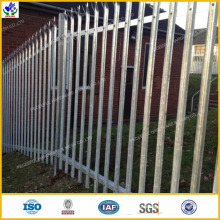 High Security Steel Palisade Manufacturer