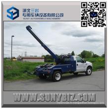 Camion de remorquage léger de 10 tonnes Ind10