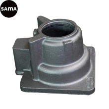 Pump Parts Sand Casting with Grey, Ductile Iron