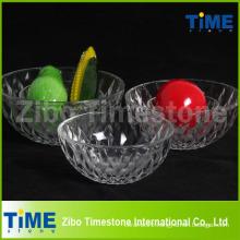 Glass Salad Serving Bowl Sets