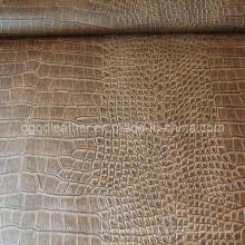 Meistverkaufte Möbel Semi-PU-Leder (QDL-FS003)
