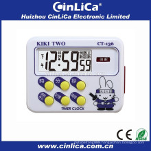 countdown kitchen lap timer switch with magnet CT-163