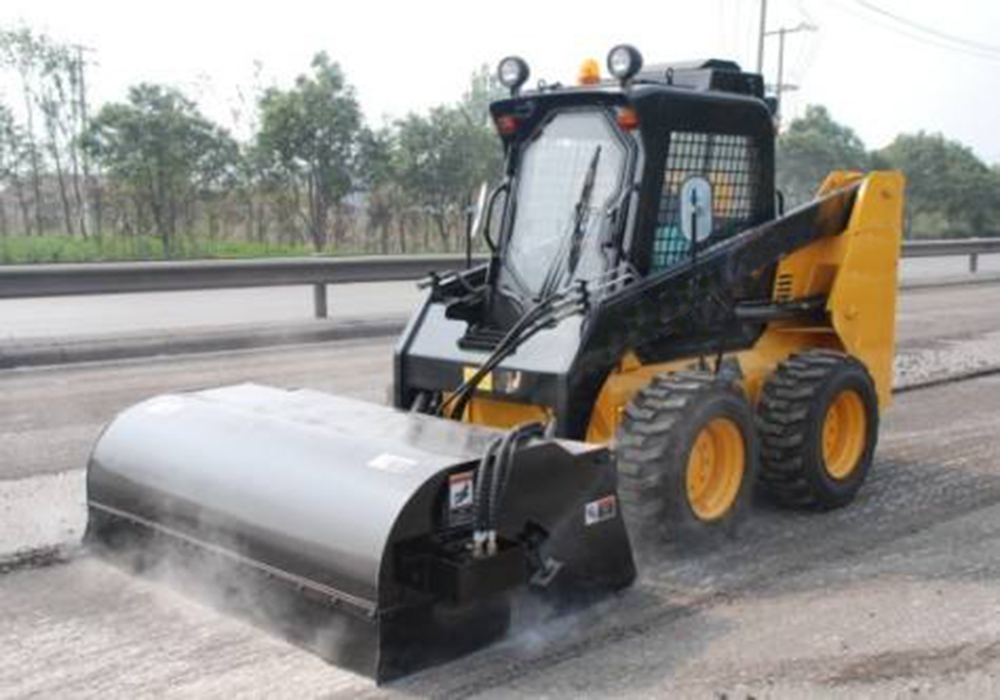 Skid Loader Steer