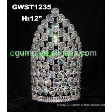 Грандиозные граненые кристаллы AB и тиара