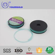 bande de maille double face pour le récipient de polyéthylène