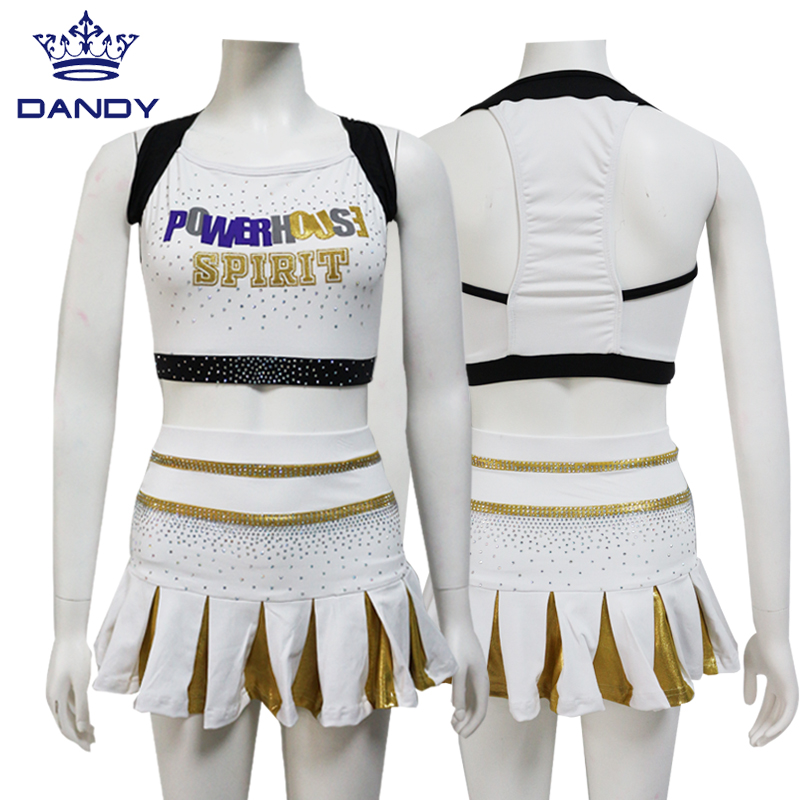 all stars cheer and dance