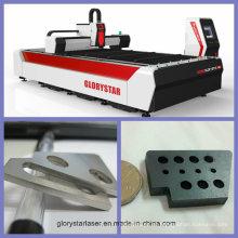 Máquina de corte del laser del metal de la fibra de 1500W para 0-14m m Ss