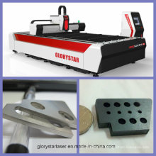 Máquina de corte do laser da fibra de 1500W para 0-14mm Ss