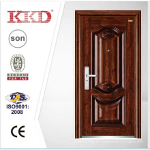 Stahl-Sicherheitstür Außentür KKD-335 für 2014 neues Design, neue Farbe, die In China hergestellt