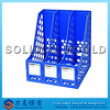 Moule de panier de fichier en plastique de vente directe d'usine
