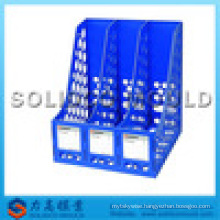 Factory direct sales plastic file basket mould