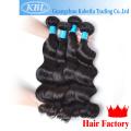 Barato 100 pelo humano de la extensión del pelo crudo paquete indio, extensiones de cabello natural remy, proveedores de pelo crudo natural virginal del pelo indio