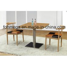 Japanese Restaurant Furniture Set with Package Solution (FOH-BCA89)