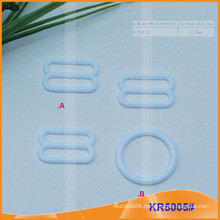 High Quality Plastic Metal Bra Strips Accessories Hook Adjuster KR5005