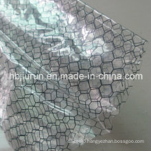 ESD PVC Transparent Grid Curtain
