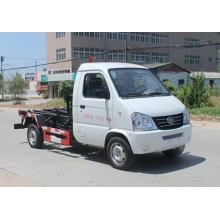 JIEFANG 3CBM Mini Waste Collector Truck