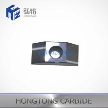 Inserções CNC de carboneto de tungstênio personalizadas polidas