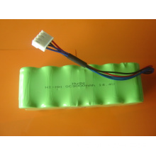 Ni-MH Rechargeable Battery Pack 14.4V (12 PCS / pack) 3500mAh