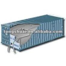 flexitanks/flexibags para o transporte de granel líquido transporte
