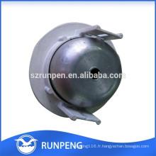 Accessoires de lampe de moulage mécanique sous pression en aluminium de précision d'OEM