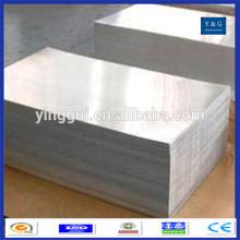 2024 hoja de aleación de aluminio / placa laminada en caliente