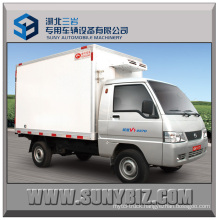 Forland 4X2 Mini Refrigerated Van Truck