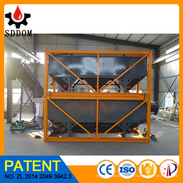 Silos Zement, Metall Silos zum Verkauf, horizontale Zement Silo