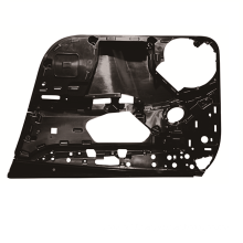 manufacture injecting pieces car accessories auto door panel moulding plastic injection molding custom parts