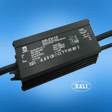 12V 1A IP67 impermeável dimmable led driver