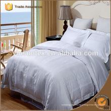 Cabido / folha de cama 100% algodão / hotel / folha cabido