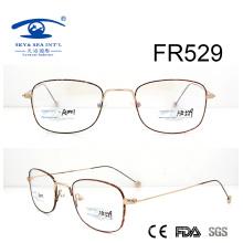 Weinlese-Korea-Art-Metall-optischer Rahmen (FR529)