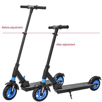 Scooter eléctrico de panal de 8 pulgadas
