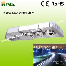 Farola LED con material de fundición a presión de aluminio