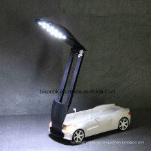 Lâmpada de leitura flexível do diodo emissor de luz do projeto elegante