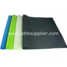 Tissu de verre enduit de caoutchouc silicone