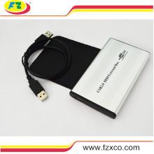 Boîtier disque dur USB 2.0 à 2,5 pouces IDE HDD