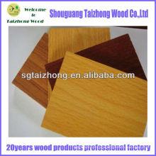 Kinds Color Melamine Plywood