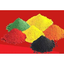 Red/Yellow/Black/Green/Black Pigment Iron Oxide