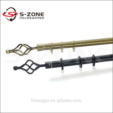 the best manufacturer to product curtain rod end caps in china