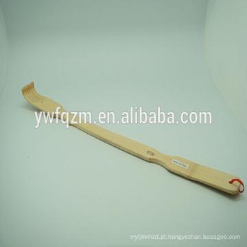 Scratcher de volta mão de madeira eco-friendly