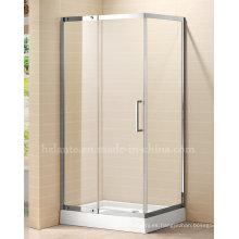 2015 Popular recinto de ducha de acero inoxidable simple (LTS-025)
