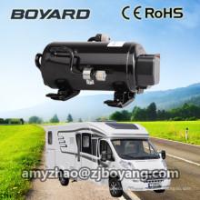 Climatiseur rv 12 volts avec compresseur cc horizontal rotatif Boyard