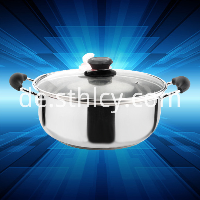 Stainless Steel Hot Pot447